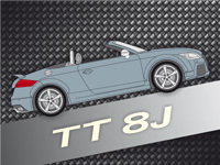 TT TTS TTRS 8J  Coupe + Roadster (since 2006)
