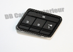 Seat memory switch unit