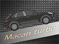 95B Macan turbo (seit 2014)