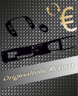 Originalteile Return Programm