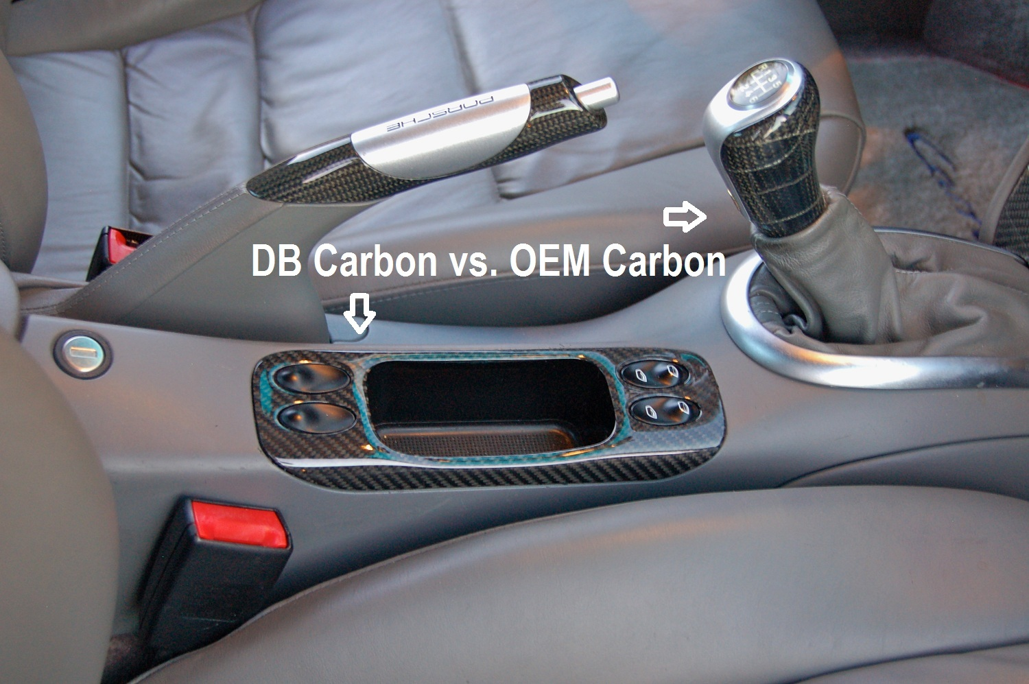 DB Carbon quality warranty